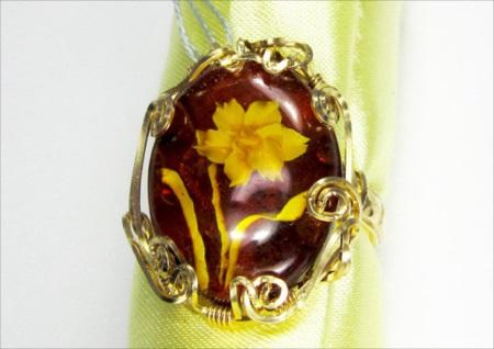 真珠・琥珀もリフレッシュ可能